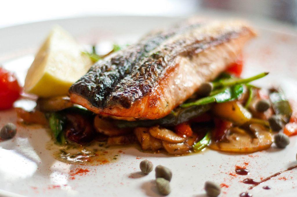 Cá có nguồn vitamin D dồi dào