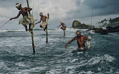 Kỹ thuật đánh cá độc đáo
