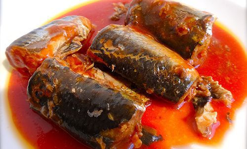 Cá mòi kho – Hương vị lưu giữ vi giác