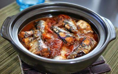 Lên danh sách món ăn từ cá mòi trong thực đơn hàng ngày