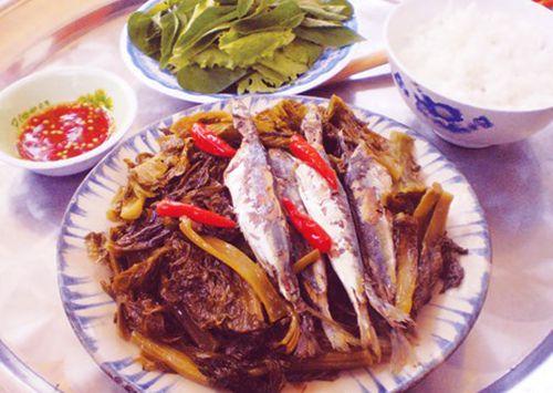 Cá mòi kho – Món ăn giàu dinh dưỡng