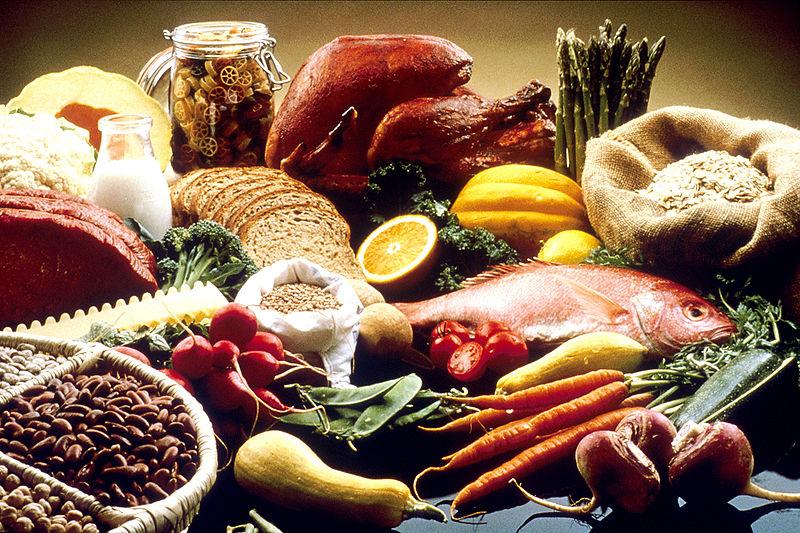 Chú ý đến kết cấu của thức ăn
