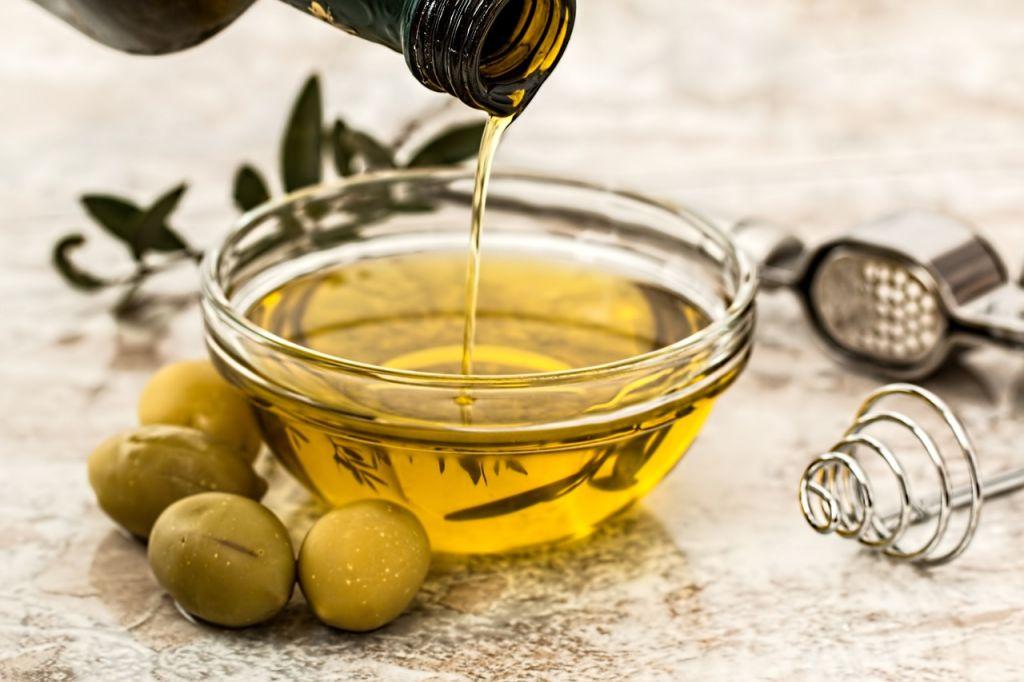 Dầu oliu giúp tiêu hóa tốt