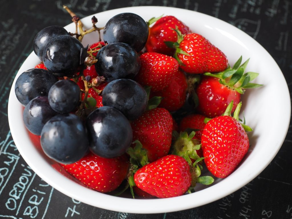 Hoa quả luôn là thực phẩm tốt cho cơ thể